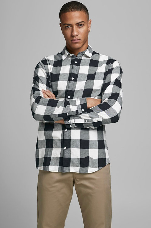Camicia quadrettata
