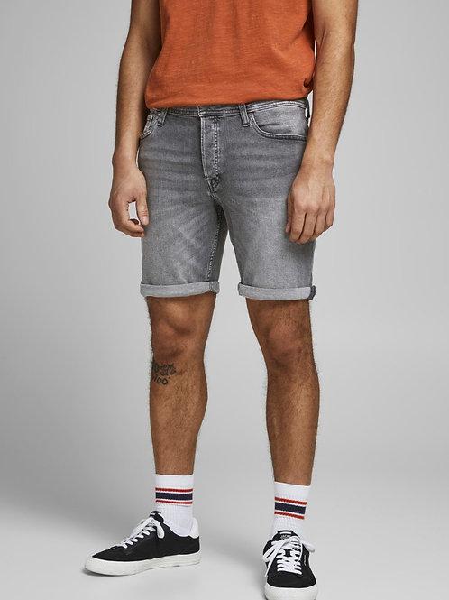 Bermuda di jeans grey