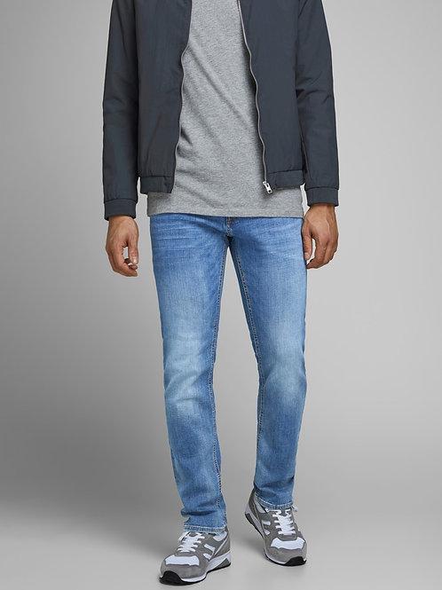 Jeans modello TIM SLIM STRAIGHT chiaro