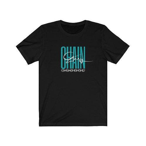 Chain Gang- Unisex Jersey Short Sleeve Tee