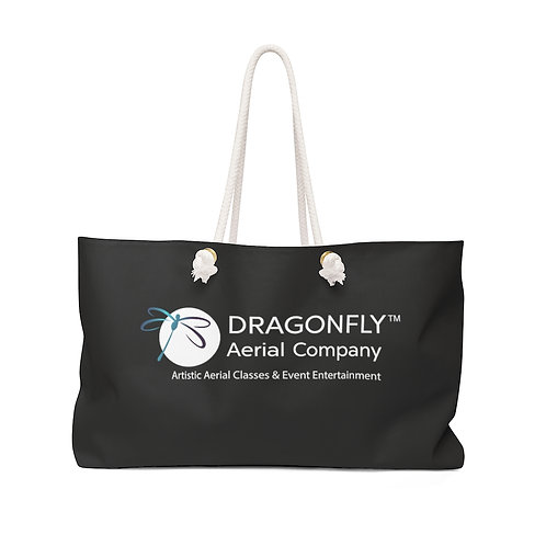 Dragonfly Aerial Company- Weekender Bag
