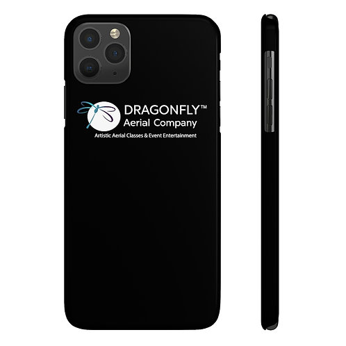 Dragonfly Aerial Company- Case Mate Slim Phone Cases