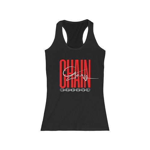 Chain Gang - Women's Racerback Tank