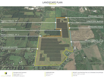 Renergetica attended another public hearing for 200-acre solar farm in Caledonia Township (MI)