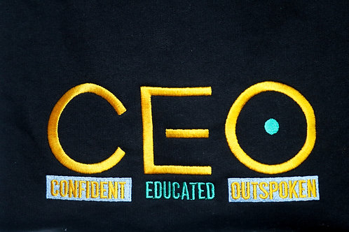 CEO. Embroidery Shirt