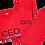 Thumbnail: CEO. Embroidery Jogger Pant Set