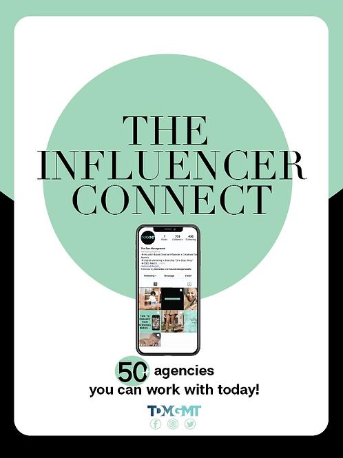 The Influencer Connect E Book