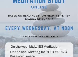 Online - The Heart Awakened Meditation