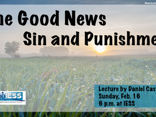 The Good News - Sin and Punishment
