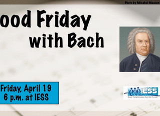 Good Friday with Bach