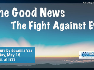 The Good News - The Fight Against Evil