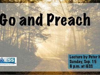 Go and Preach