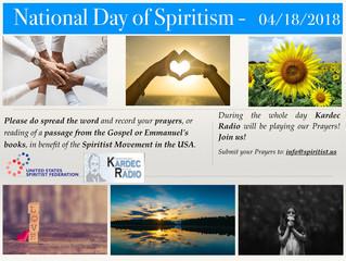 National Day of Spiritism