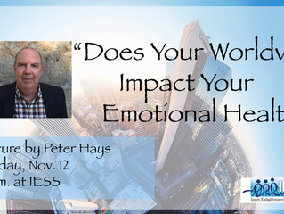 Does Your Worldview Impact Your Emotional Health?