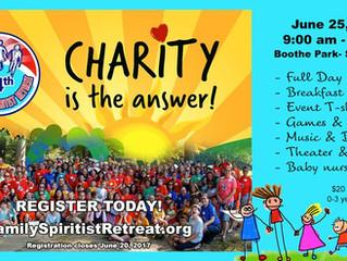 Family Spiritist Retreat