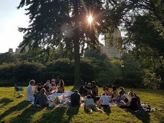 Gospel and Picnic at Central Park
