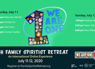 Family Spiritist Retreat (online)
