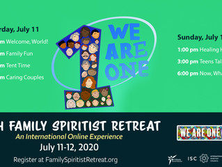 Family Spiritist Retreat (online)