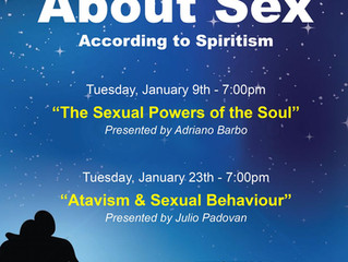 Let's Talk About Sex - According to Spiritism