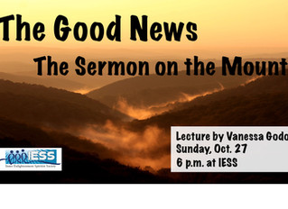 The Good News - The Sermon on the Mount