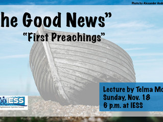 The Good News - First Preachings