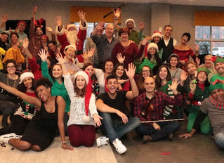 Nursing Home Holiday Party
