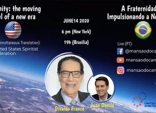 Divaldo Franco - Fraternity: the moving wheel of a new era
