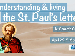 Understanding & living the St. Paul's letters