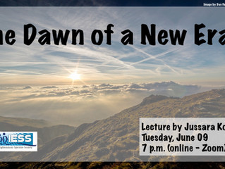Lecture - The Dawn of a New Era