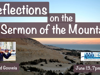 Reflections on the Sermon of the Mountain