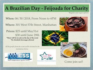 A Brazilian Day - Feijoada fo Charity