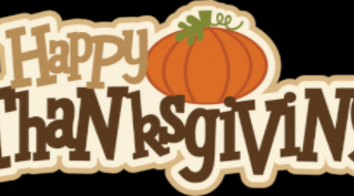 Thanksgiving at IESS