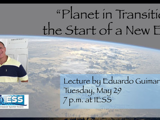 """""""Planet in Transition, the Start of a New Era"""", by Eduardo Guimarães"""