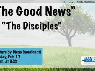The Good News - The Disciples