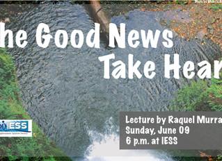 The Good News - Take Heart
