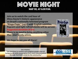 Movie Night - Pinga-Fogo