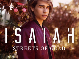 New single from Isaiah!!