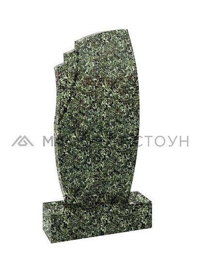 Памятник из гранита Хибинит 120*60*7 см