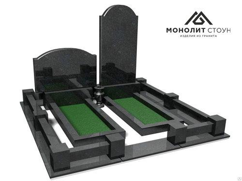 Надгробный комплекс из гранита №4