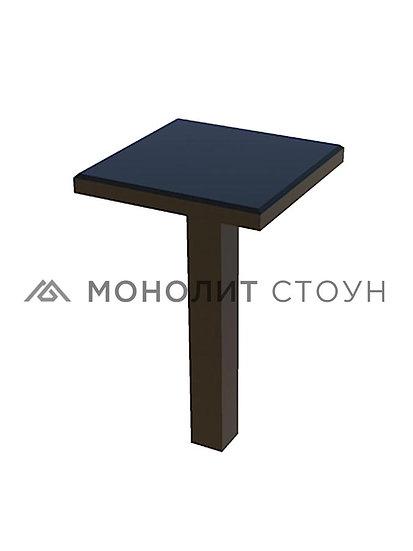 Столик из гранита прямоугольный