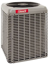 Coleman Air Conditioning Unit