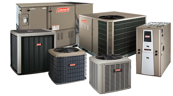 Coleman HVAC Products