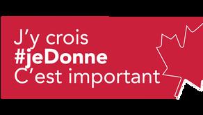 Campagne de charité du milieu de travail du gouvernement du Canada