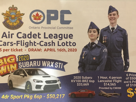 Cadet Lottery