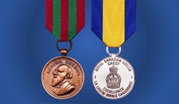 Demandes de médailles