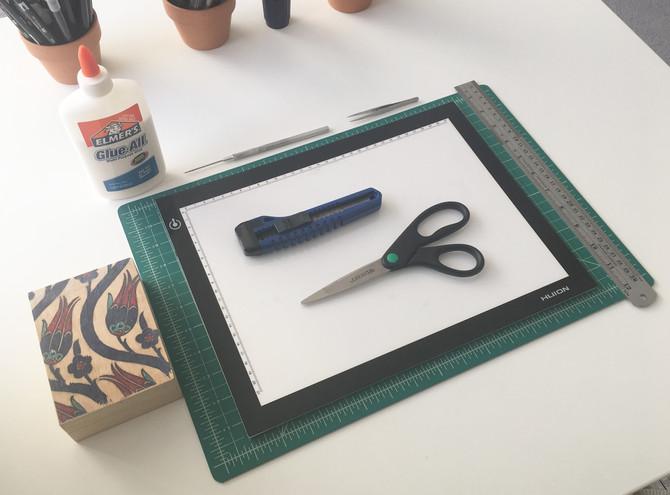My Paper Art Tools