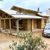 Casa pré fabricada
