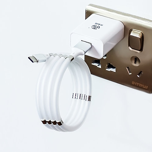 Twist Cable USB - iPhone - Lightning