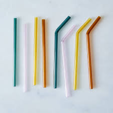 WHEAT STRAWS vs GLASS STRAWS