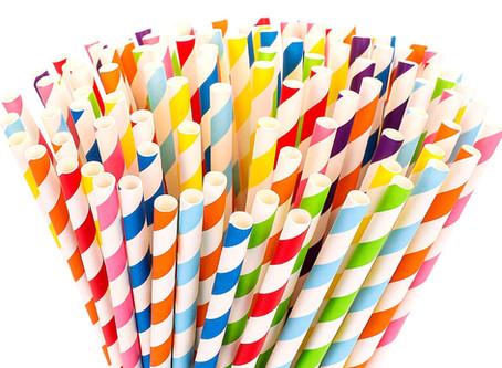 Wheat Straws VS Paper Straws